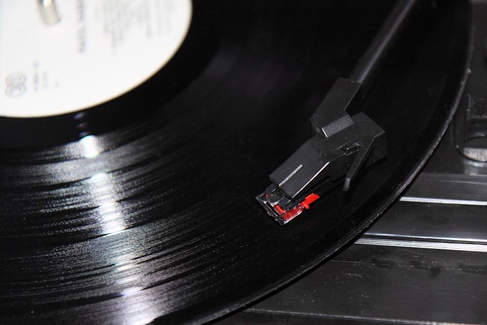 gramofonová deska