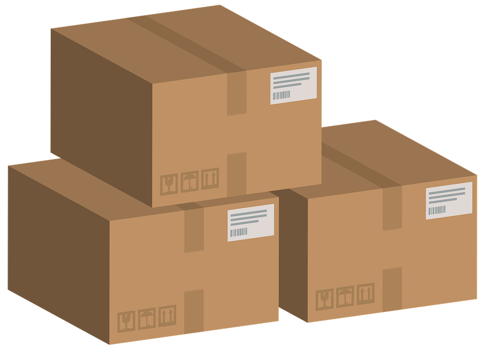 lepenkové krabic