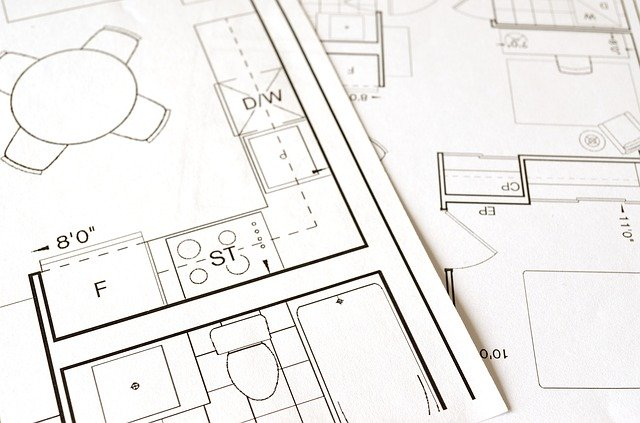 stavební plány